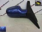 Renault Grand Scenic 2003-2009 Drivers OS Wing Mirror Blue TEI45 TE145