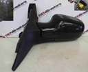 Renault Grand Scenic 2003-2009 Passenger NS Wing Mirror Black 676