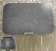 Renault Grand Scenic MK3 2009-2016 Passenger NSR Rear Floor Top Compartment Lid