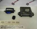 Renault Kangoo 1993-2003 1.9 Diesel ECU SET BCM UCH SET Immobilizer + Key Fob