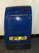 Renault Kangoo 1993-2003 Passenger NSR Rear Door Blue CMC42