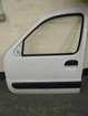 Renault Kangoo 1993-2007 Passenger NSF Front Door White D389