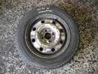Renault Kangoo 1993-2007 Spare Steel Wheel Rim + Tyre 165 70 14 5m