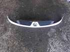 Renault Kangoo 2003-2007 Front Grill Panel White D369