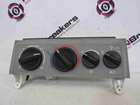 Renault Kangoo 2003-2007 Heater Controls Switches Air Con