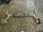 Renault Kangoo 2003-2007 Rear Axle Subframe Complete WITH ABS