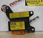 Renault Laguna 1993-1999 Airbag Ecu Module Sensor 7700411328,550449300