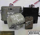 Renault Laguna 2001-2005 3.0 V6 ECU SET UCH Steering Lock + Key Card 8200046214