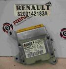 Renault Laguna 2001-2005 Airbag ECU Module Computer 8200142183A 550758700