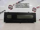 Renault Laguna 2001-2005 Centre Clock Display Panel Screen