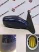 Renault Laguna 2001-2005 Drivers OS Wing Mirror Blue TED44