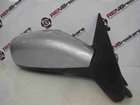 Renault Laguna 2001-2005 Drivers OS Wing Mirror Silver TED69