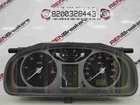 Renault Laguna 2001-2005 Instrument Panel Dials Clocks 112K 8200328443
