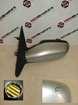 Renault Laguna 2001-2005 Passenger NS Wing Mirror Silver TEB64
