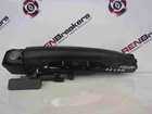 Renault Laguna 2001-2005 Passenger NSF Front Exterior Door Handle Plain Black