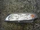 Renault Laguna 2001-2005 Passenger NSF Front Headlight Lens