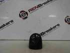 Renault Laguna 2001-2005 Passenger NSR Rear Door Cap Cover Black 676