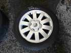 Renault Laguna 2001-2005 Quercy Alloy Wheel + Tyre 205 55 16 4mm
