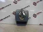 Renault Laguna 2001-2005 Rear Tailgate Boot Lock Button Silver Purple TED47