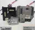 Renault Laguna 2005-2007 1.9 dCi ECU SET UCH BCM Immobiliser + Key Card 130bhp