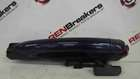 Renault Laguna Estate 2001-2005 Drivers OSR Rear Exterior Door Handle Blue TED44