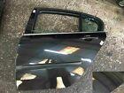 Renault Laguna Hatchback MK3 2007-2012 Passenger NSR Rear Door Black 676