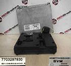Renault Megane 1995-1999 1.4 8v ECU SET UCH BCM Immobiliser Key Fob 7703297930