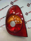 Renault Megane 1999-2002 Drivers OSR Rear Light Lens 7700428057