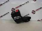 Renault Megane 1999-2002 Drivers OSR Rear Seat Belt Buckle Clip RED BLACK