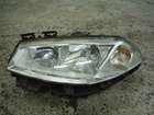 Renault Megane 2002-2006 Passenger NSF Front Headlight Head Lamp