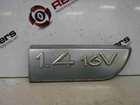Renault Megane 2002-2008 1.4 16v Drivers OSF Front Bump Moulding Bullet