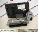 Renault Megane 2002-2008 1.4 16v ECU SET UCH BCM Immobiliser + Key Card