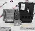 Renault Megane 2002-2008 1.5 dCi ECU SET UCH BCM Steering ECU + Key Card