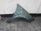 Renault Megane 2002-2008 Drivers OS Wing Green TED97