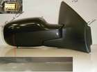 Renault Megane 2002-2008 Drivers OS Wing Mirror Black 676