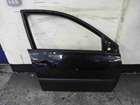 Renault Megane 2002-2008 Drivers OSF Front Door Black 676 5dr