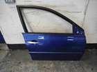 Renault Megane 2002-2008 Drivers OSF Front Door Blue TERNA 5DR