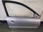Renault Megane 2002-2008 Drivers OSF Front Door Silver TED69 5dr