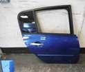 Renault Megane 2002-2008 Drivers OSR Rear Door Blue TERNA
