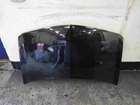 Renault Megane 2002-2008 Front Bonnet Black 676