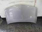 Renault Megane 2002-2008 Front Bonnet Silver TEA19