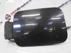 Renault Megane 2002-2008 Fuel Flap Cover Black 676 Hinges