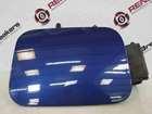 Renault Megane 2002-2008 Fuel Flap Cover Blue TERNA + Hinges