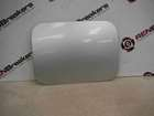 Renault Megane 2002-2008 Fuel Flap Cover Silver TED69