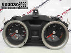 Renault Megane 2002-2008 Instrument Panel Dials Clocks 99K 8200399699