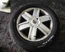 Renault Megane 2002-2008 Nervastella Alloy Wheel 16inch