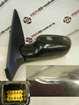 Renault Megane 2002-2008 Passenger NS Wing Mirror Black 676