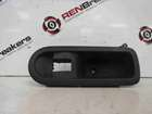 Renault Megane 2002-2008 Passenger NSR Rear Door Switch Panel Surround