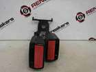 Renault Megane 2002-2008 Passenger NSR Rear Seat Buckle Clip RED RED