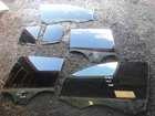 Renault Megane 2002-2008 Tinted Window Glass Set 5door